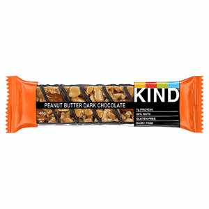 Kind Peanut Butter Dark Chocolate 40g Image