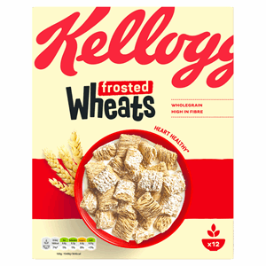 Kellogg's Frosted Wheats Cereal 500g Image