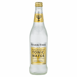 Fever-Tree Premium Indian Tonic Water 500ml Image