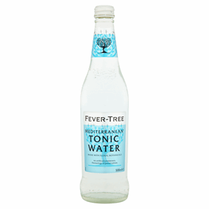 Fever-Tree Mediterranean Tonic Water 500ml Image