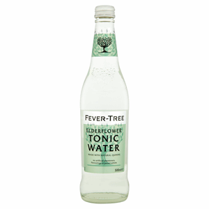 Fever-Tree Elderflower Tonic Water 500ml Image
