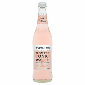 Fever-Tree Aromatic Tonic Water 500ml Image