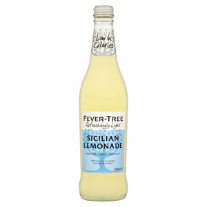 Fever-Tree Refreshingly Light Sicilian Lemonade 500ml Image