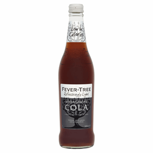 Fever-Tree Refreshingly Light Madagascan Cola 500ml Image