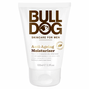 Bull Dog Skincare for Men Anti-Ageing Moisturiser 100ml Image