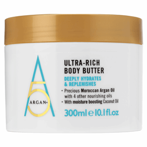 Argan + Ultra Rich Body Butter 300ml Image