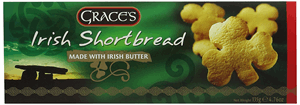 Graces Shortbread Cookies 135g Image