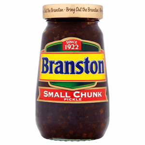 Branston Small Chunk Pickle 520g Image