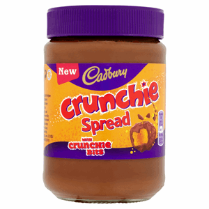 Cadbury Crunchie Spread 400g Image