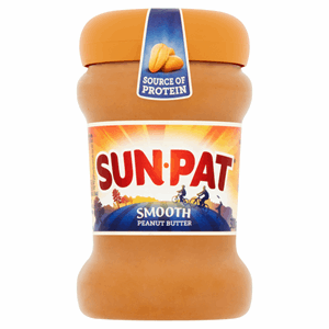 Sun-Pat Smooth Peanut Butter 300g Image