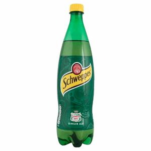 Schweppes Canada Dry Ginger Ale 1L Image