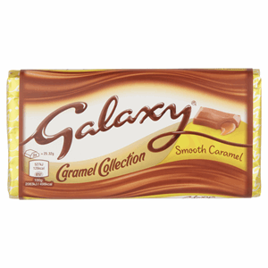 GALAXY® Caramel Collection 135g Image
