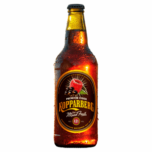Kopparberg Premium Cider with Mixed Fruit 500ml Image