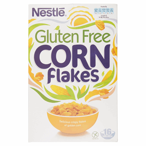 Nestle GoFree Corn Flakes Gluten Free Cereal 500g Image