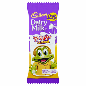 Cadbury Dairy Milk Freddo Caramel Chocolate Bar 19.5g Image