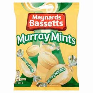 Maynards Bassetts Murray Mints Bag 193g Image