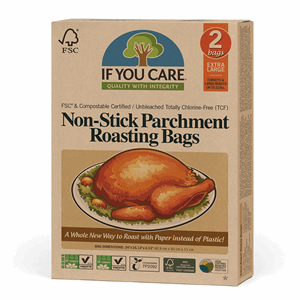 If You Care Non Stick Roasting Bags 6pack Image