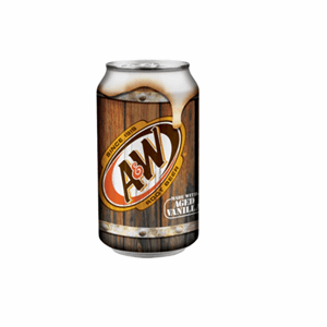 A&W Root Beer 355ml Image