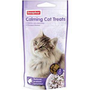 Beaphar Calming Cat Treats 35g Image