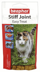 Beaphar Stiff Joint Treats For Cats 35g Image