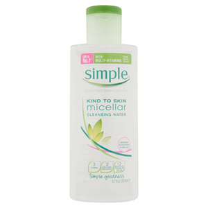Simple Kind To Skin Micellar Cleansing Water  200ml Image
