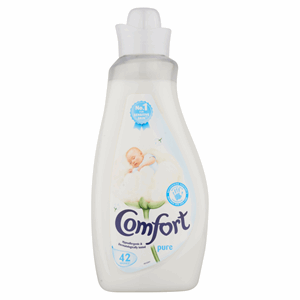 Comfort Pure Fabric Conditioner 42 Wash Image