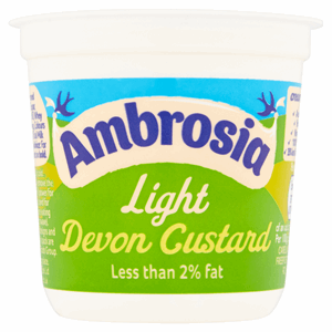 Ambrosia Light Devon Custard 150g Image